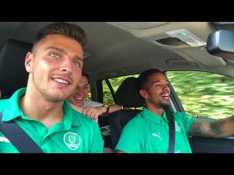 Roadtrip mit Raul Santos und Lucas Krzikalla