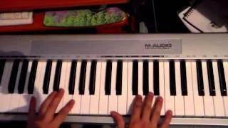 Que sería de mí - tutorial para Piano