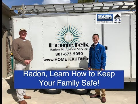 Radon, Learn How to Keep Your Family Safe!