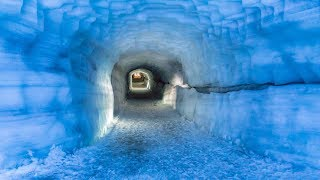 Video Ice Cave Tour and Lava Cave Day Trip from Reykjavik download MP3, 3GP, MP4, WEBM, AVI, FLV Juni 2018