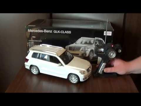 Машина на радиоуправлении Mersedes Benz GLK 1 14