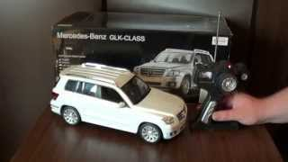 Машина на радиоуправлении Mersedes Benz GLK 1:14(, 2013-07-08T11:45:46.000Z)