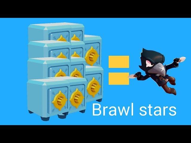 100% способ выбить ЛЕГУ! BRAWL STARS/Открытие кейсов!