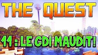 the quest ep 11 cdi maudit fanta et bob minecraft adventure