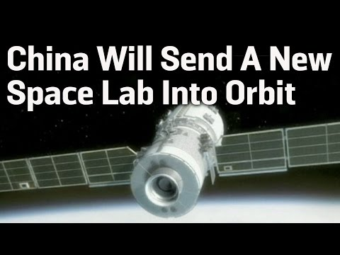 China Will Send A New Space Lab Into Orbit