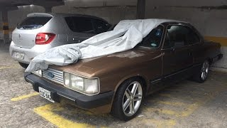 Opala Diplomata - Dicas sobre capa automotiva para seu carro antigo
