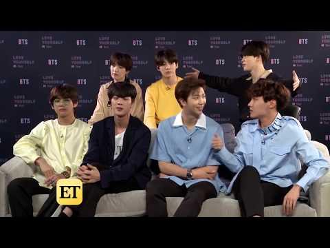 """[VOSTFR] BTS Interview """"Pourquoi Love Yourself sera leur album le plus personnel"""""""