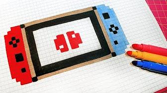 Tout Mes Pixel Art Youtube