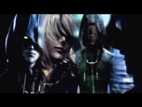Riku vs. Roxas (We Want War - These New Puritans; Kingdom Hearts MV)