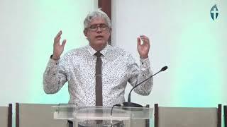 #47 - Culto de Oração e Ensino | Rev. Robson Ramalho