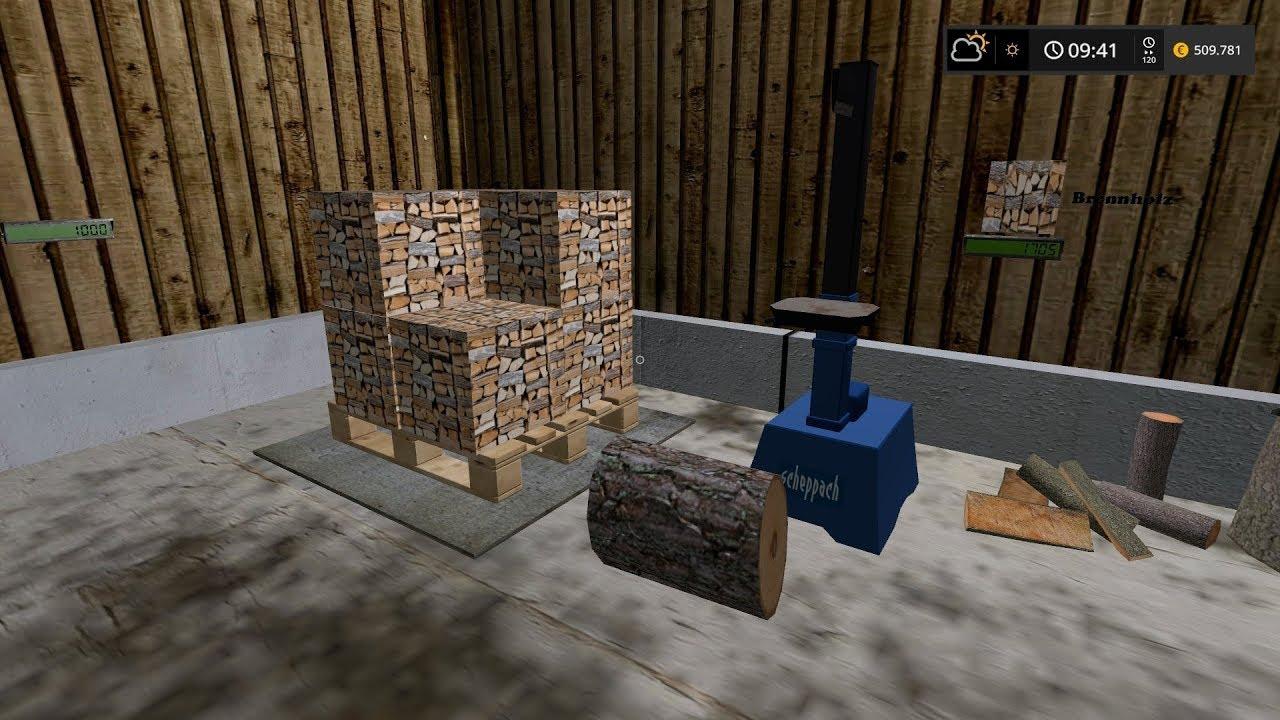 Ls 17 Holz Verkaufen