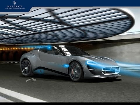Maserati Electric Car Will Arrive By 2020