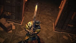 Path of Exile: Sin and Innocence Longsword