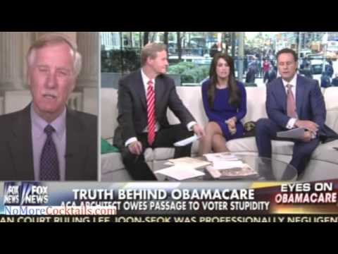 "Fox & Friends battle ""Independent"" Angus King over Obamacare comments by Jonathan Gruber"