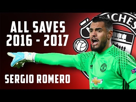 Sergio Romero | Best of The Seconds | All Saves 2016-2017