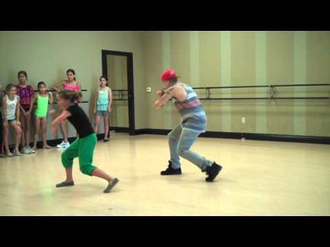 Casper Smart Master Class at Ladera Ranch Dance Academy