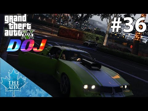 GTA V Department of Justice #36 - Looking for Tony - Criminal