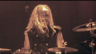 Ginger Fish Drum Solo - Rob Zombie Concert 4/29/14 HOB Myrtle Beach
