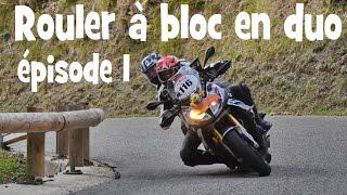 ROULER A BLOC A MOTO EN DUO ► DIVORCE ASSURÉ  ► PART ONE  ► english subs - by lolo cochet