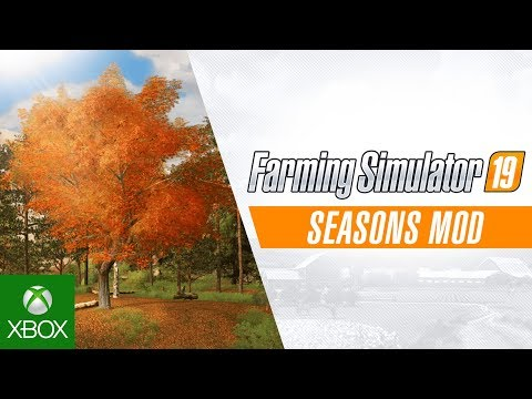 Farming Simulator 19 - Seasons Mod Trailer