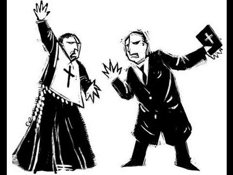 Resultado de imagem para missa e culto protestante