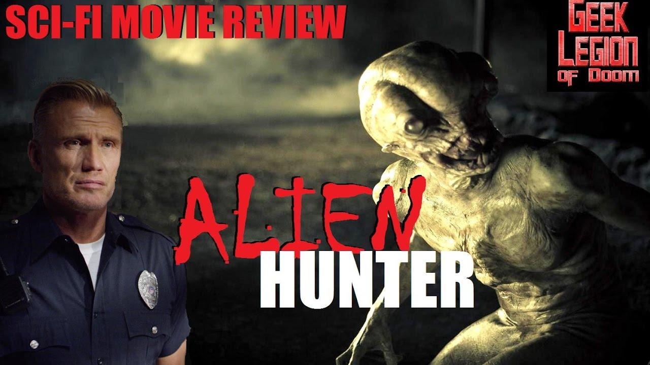 Alien Hunter (2017)