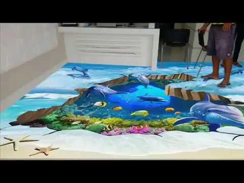 PORCELANATO LIQUIDO 3D PASSO A PASSO COMPLETO