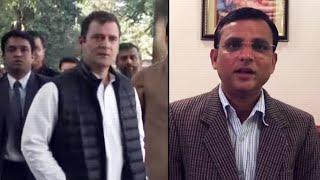 Mumbai lawyer files FIR against Rahul Gandhi over his & 39 Yoga Day& 39 tweet