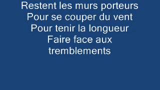 FLORENT PAGNY - Les Murs Porteurs (cover)