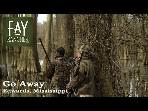 Mississippi Sportsman Duck Hunting Property | Edwards Mississippi | Go Away