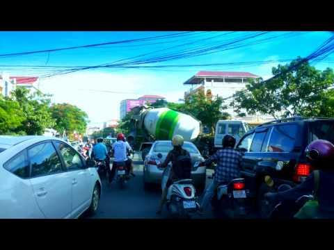 Amazing Cambodia Travel and Tourism - Phnom Penh Traveling - Asia Travel On YouTube # 180