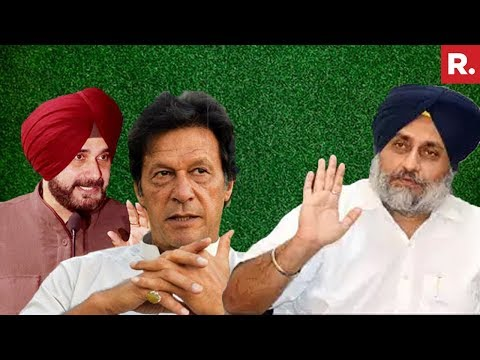 Sukhbir Singh Badal Speaks Exclusively With Republic TV About Sidhu And Imran Khan's Relationship