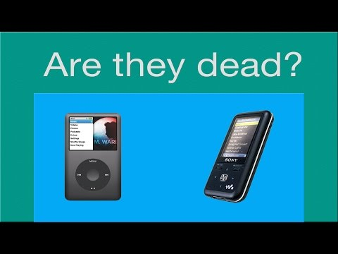 iPod/mp3 Players Are They Dead?
