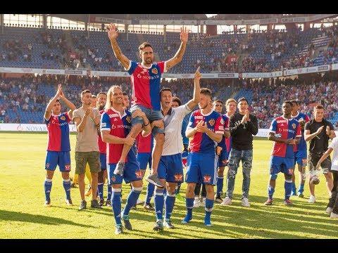 Relive: FC Basel vs. FC Lugano (1:1) - 20.08.2017