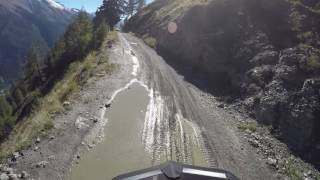 Offroad in the Italian Alps with Endurofun