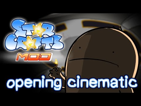 StarCrafts Mod Opening Cinematic