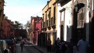 San Miguel Allende, y su bella arquitectura colonial