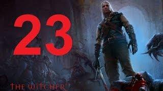 The Witcher Прохождение Серия 23 (Башня мага)