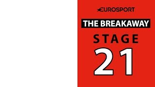 The Breakaway: Stage 21 Analysis | Vuelta a España 2019 | Cycling | Eurosport
