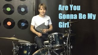 Learn Drums to Are You Gonna Be My Girl by Jet
