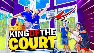 2HYPE NBA MINI HOOP KING of the COURT !!