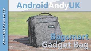 Bagsmart Gadget Bag - Ideal Travel Bag