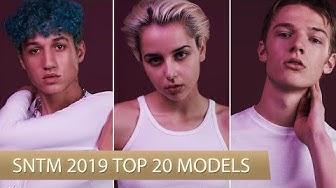 Die SNTM 2019 Top 20 Kandidaten | Switzerland's next Topmodel