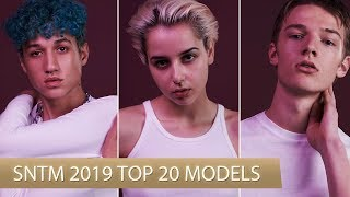 Die SNTM 2019 Top 20 Kandidaten | Switzerland's next Topmodel