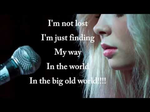 Way in the World - Nina Nesbitt (Lyrics HD)