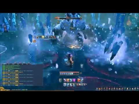 [Blade & Soul] Cave of Snowman (Solo Play) – Force Master