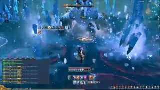 [Blade & Soul] Cave of Snowman (Solo Play) - Force Master