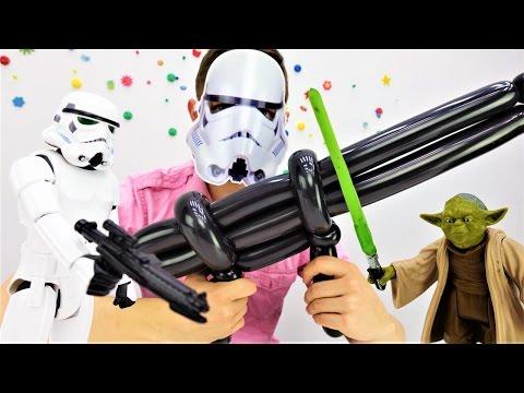 Видео с игрушками: игры Звездные Войны. Корабль для магистра Йоды. Star Wars для детей.