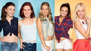 K3 Zoekt K3:  Lauren, Hanne, Klaasje, Marthe & Suzan - Oya Lele (live bij Q)