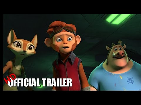 Thumbnail: SPARK: A SPACE TAIL Movie Clip Trailer 2017 HD